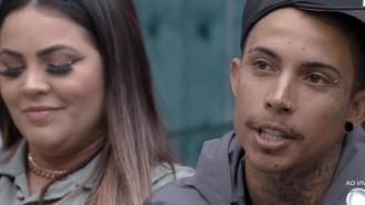 Mari e Matheus ganham um novo nome no Power Couple: Casal Pombo
