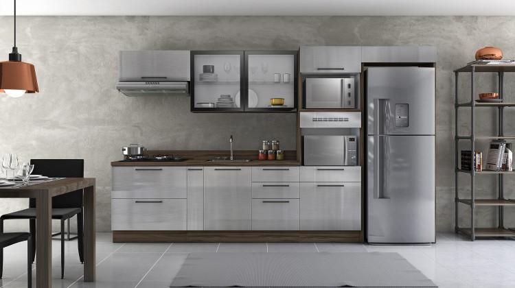 Cozinha do VIP traz estilo minimalista, que é tendência de decoração Vem  conferir! - Enquete BBB - Votar BBB 21