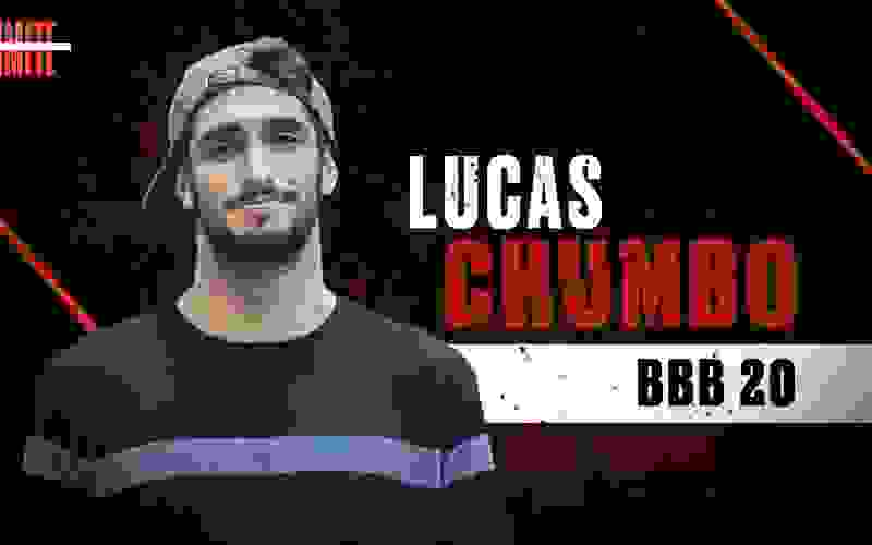 Lucas Chumbo, do BBB20, é participante do