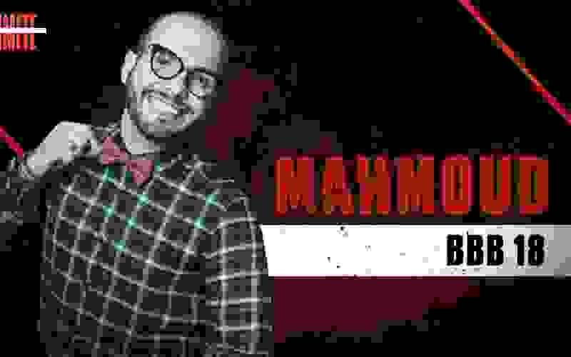 Mahmoud Baydoun, do BBB18, é participante do