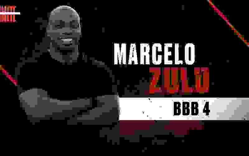 Marcelo Zulu, do BBB4, é participante do