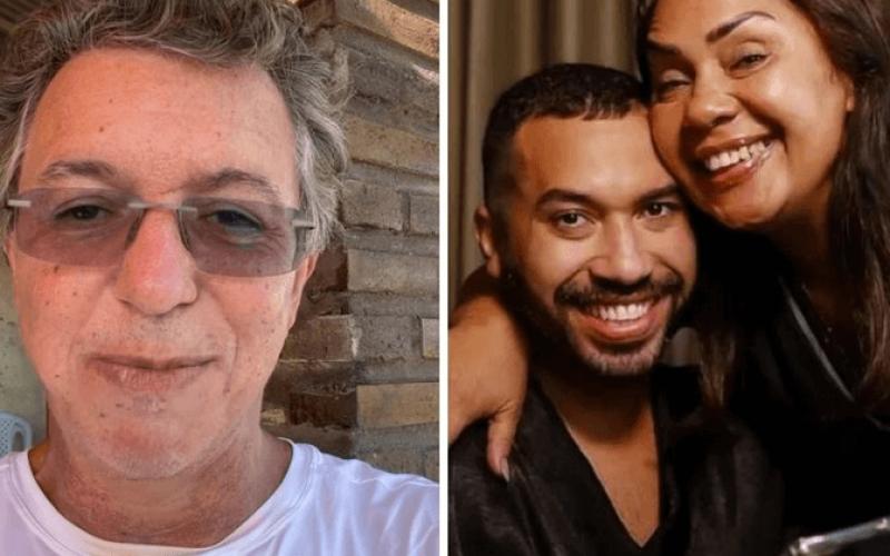 """Boninho responde mãe de Gilberto e garante que daria emprego na Globo para o ex-BBB: """"Se você pedisse"""""""