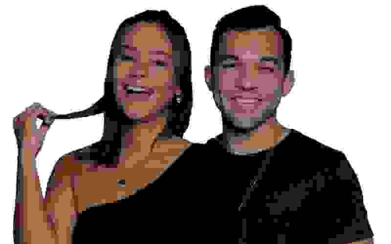 Carol e JonJon são eliminados do Power Couple com19,97% dos votos