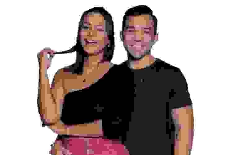 Descontração e tretas: relembre a passagem de Carol e JonJon no Power Couple Brasil 5