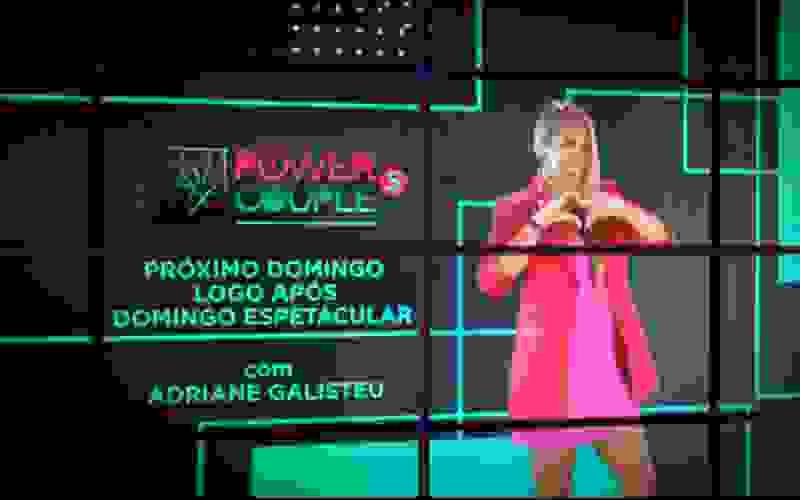 Power Couple Brasil 5 estreia no próximo domingo (9)