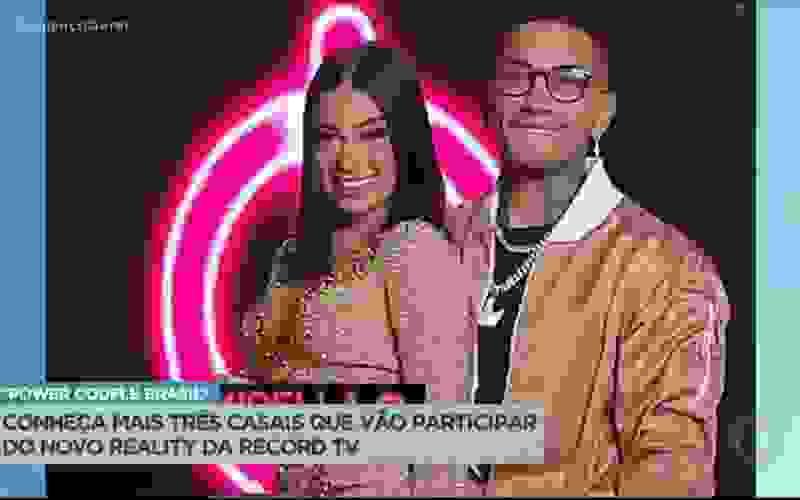 Record TV revela mais três casais que vão participar do Power Couple 5 nesta quarta (28)